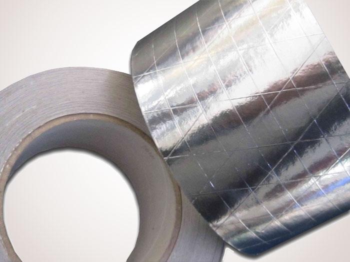Reinforced Foil Tape