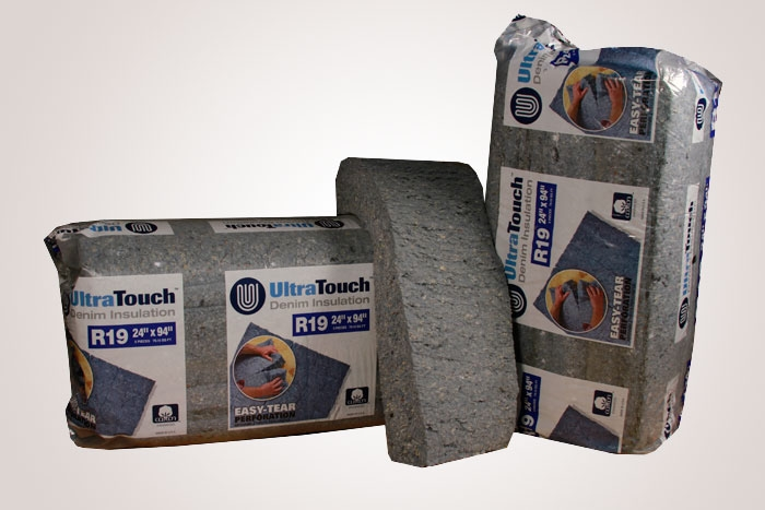 ultratouch cotton insulation r19