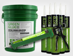 Green Glue Ceilings