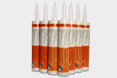 Acoustical Sealant :  Single tube