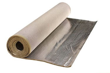 Acoustical Pipe Wrap